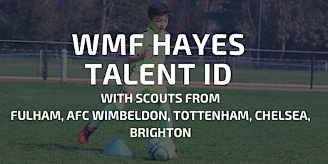 We Make Footballers Hayes Talent ID Event tickets