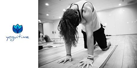 Taller de Iniciación al Yoga entradas