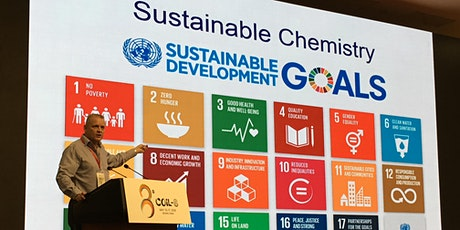 Chemistry + Sustainability: healthy planet, health future -Prof. Tom Welton tickets