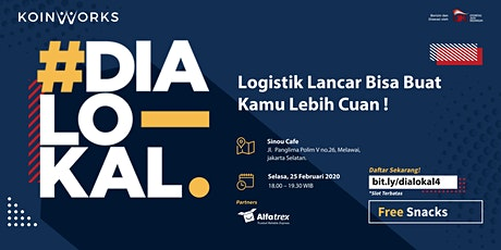 Dialog Wirausaha Lokal by KoinWorks tickets