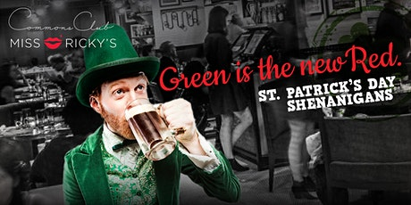 St. Patrick's Day Shenanigans at Virgin Hotels Chicago tickets