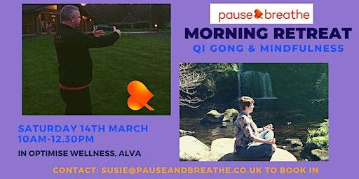 Mindfulness and Qi Gong Morning Retreat - Alva