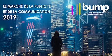 Baromètre Unifié du Marché Publicitaire et de la Communication billets