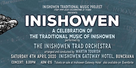 INISHOWEN - A Celebration of the Traditional Music of Inishowen tickets
