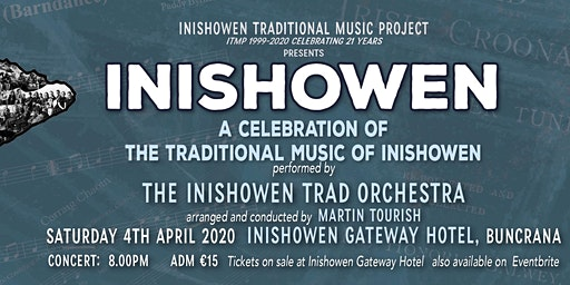 INISHOWEN - A Celebration of the Traditional Music of Inishowen
