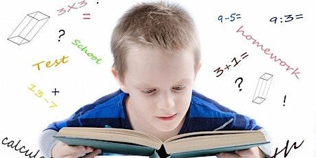 DSA: apprendimenti, comportamenti ed emozioni biglietti