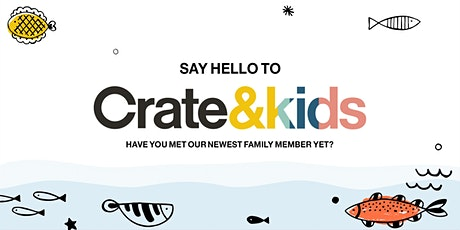 Crate&kids Event at Crate and Barrel tickets