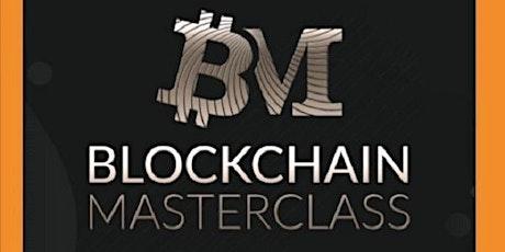 Blockchain Masterclass  tickets