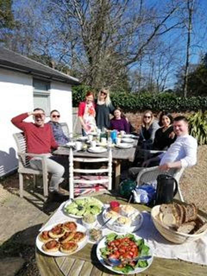 East Sussex Yoga Retreat image