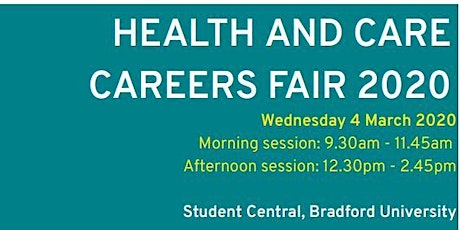 Careers Fair 2020 (schools, colleges and university students) tickets