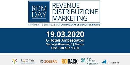 RDM DAY 2020 - Firenze