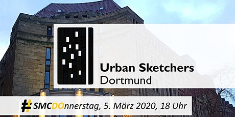 SMCDO meets Urban Sketchers tickets