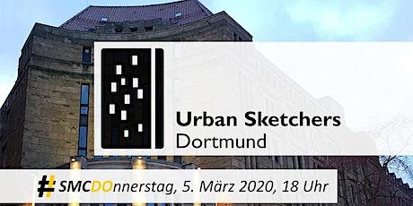 SMCDO meets Urban Sketchers Tickets