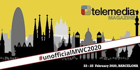 #unofficialMWC2020 tickets