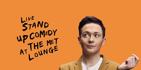 Live Stand up Comedy with Headliner Stephen Bailey tickets