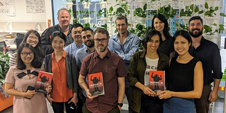 UX Book Club Sydney - March 2020 - Designing with the Mind in Mind tickets