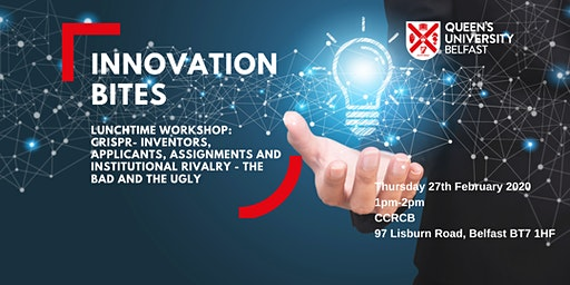 Innovation Bites   - Lunchtime Workshop