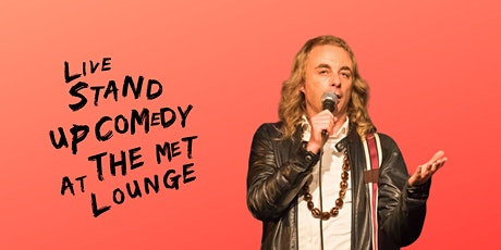 Live Stand up Comedy with Headliner Paul Foot tickets