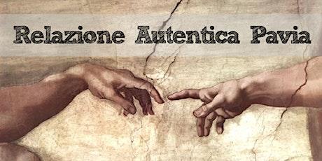 Relazione Autentica @ Pavia 8 Aprile tickets