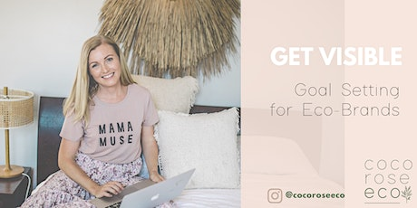 Get Visible: Goal Setting for Eco Brands tickets