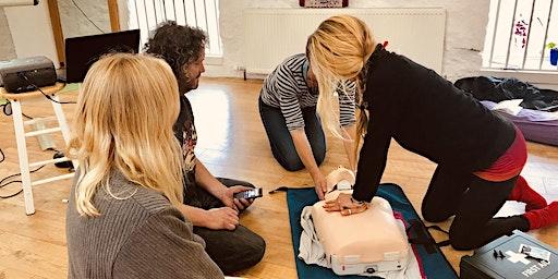Level 3 Emergency First Aid (RQF)