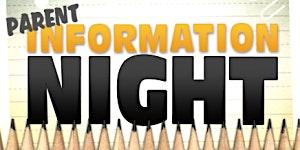 Warwick SHS Year 11/12 Parent Information Night