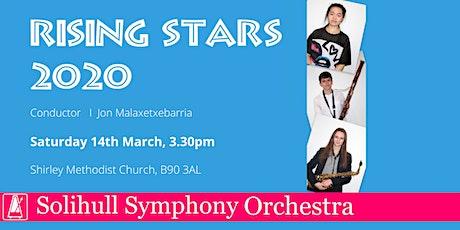 SSO Presents Rising Stars 2020 tickets