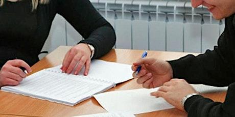 1-2-1 Writing Coaching tickets