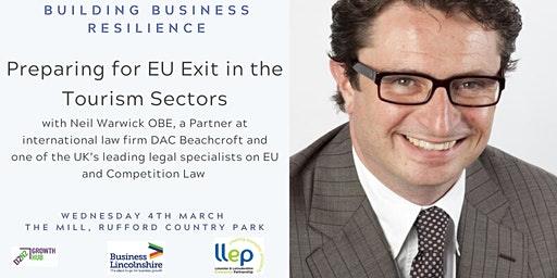 Building Business Resilience - Preparing for EU Exit in the Tourism Sector