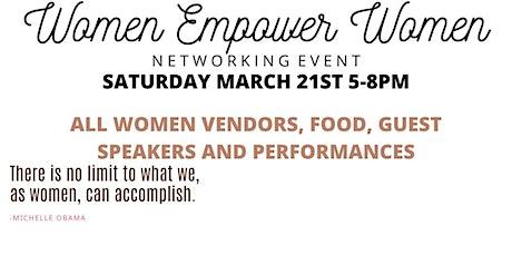 2nd Annual Women Empower Women Networking Event tickets