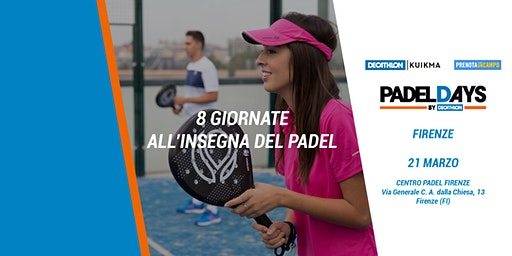 Padel Days - Firenze