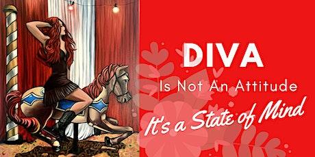 Learn to Paint Divas 1 Day Workshop 19th April PLUS 2 Hour Bonus Session tickets