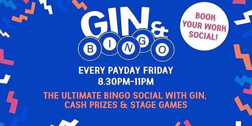 GINGO BINGO!!!! - The Ultimate Bingo Social