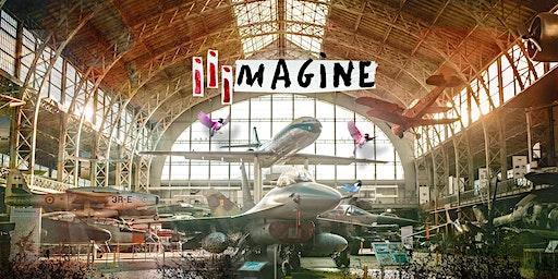 IIIMAGINE: Aviation Hall x live electronic music