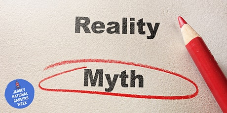 Busting common careers myths from Tech to Health Care and more! tickets