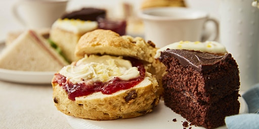 Ulverston Mother's Day Afternoon Tea for Two