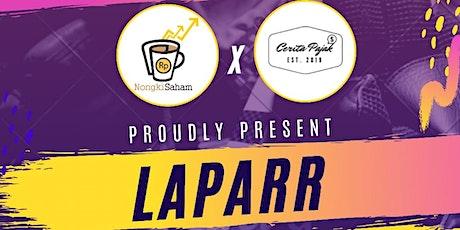LAPARR (Lapor Pajak Rame-Rame) tickets