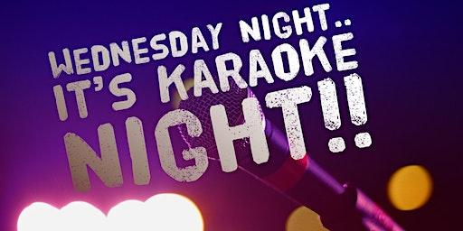 Karaoke Hosted by Wayne Ward