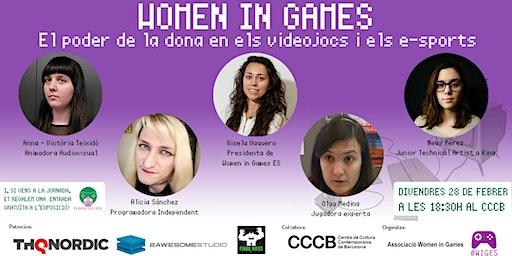 Women in Games: El poder de las mujeres en los videojuegos y los eSports