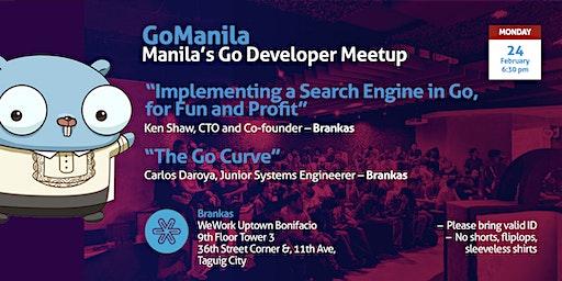 GoManila Mondays @ WeWork - February 2020