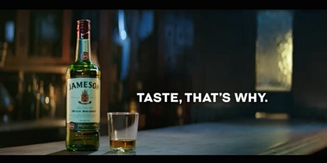 Jameson Whiskey X 3 Session Street - PUB QUIZ tickets