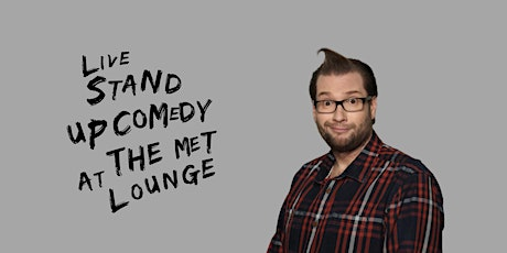 Live Stand up Comedy with Headliner Gary Delaney tickets
