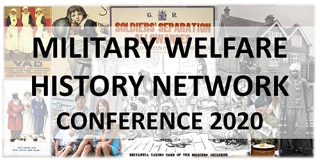 Military Welfare History Network conference 2020 tickets