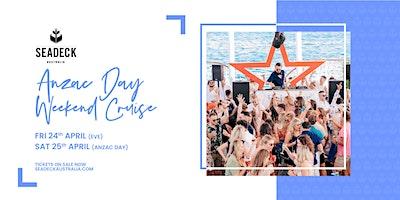 Seadeck Anzac Eve Cruise – Fri 24th April