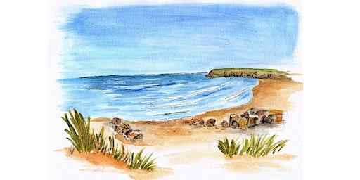A Little Bit Beachy - The Fiddler Rouse Hill