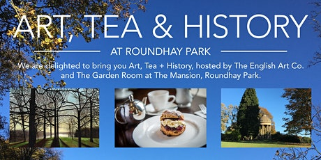 Art, Tea + History at Roundhay Park tickets