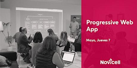 Progressive Web App entradas