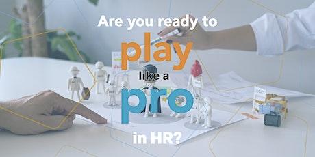 Nueva metodología ProPlay en Recursos Humanos.  ¿Are you ready to play like a pro in HR? entradas