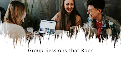 PERTH - Group Sessions that Rock!! tickets