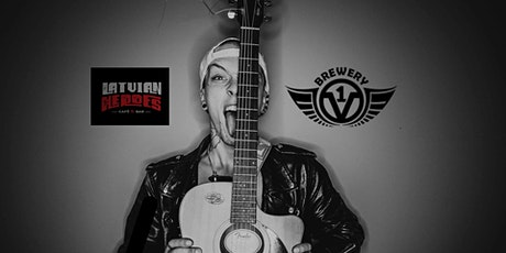 Reinis Liepa Acoustic rock concert tickets